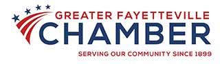 Fayetteville Chamber of Commerce logo